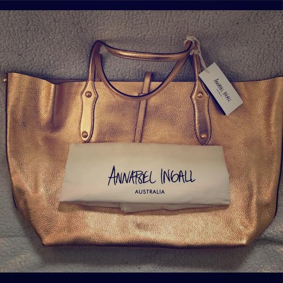 dbebb71ea805 Annabel Ingall Large Isabella Tote NWT